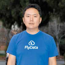 FlyData Inc.  Founder 藤川 幸一