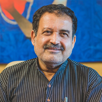 AarinCapital Co-Founder and Chairman TV Mohandas Pai  /  3one4 Capital Founding Partner   Pranav Pai